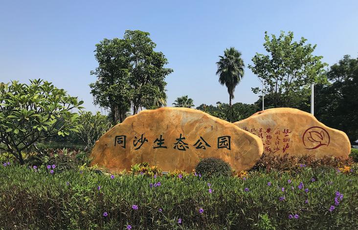 Dongguan Tong Sha Eco park