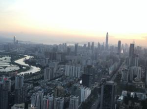 smart city photography