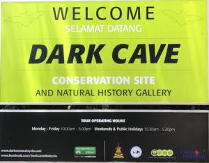 Dark Cave Conservation site , Batu Caves, Kuala Lumpur