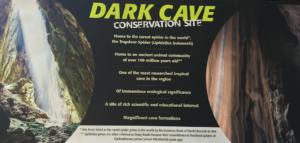 Dark Cave Conservation Site