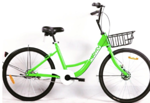 Mobycy bicycle