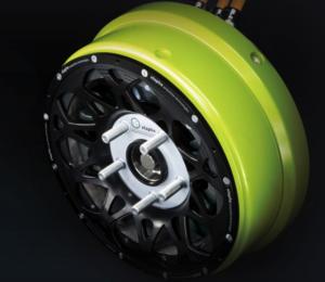 Elaphe Inwheel motor