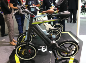 Zontes City Go electric bike from Guangdong Tayo motor cycle technology co ltd