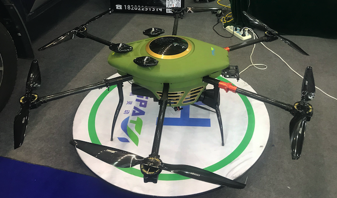 Drone for Military applications