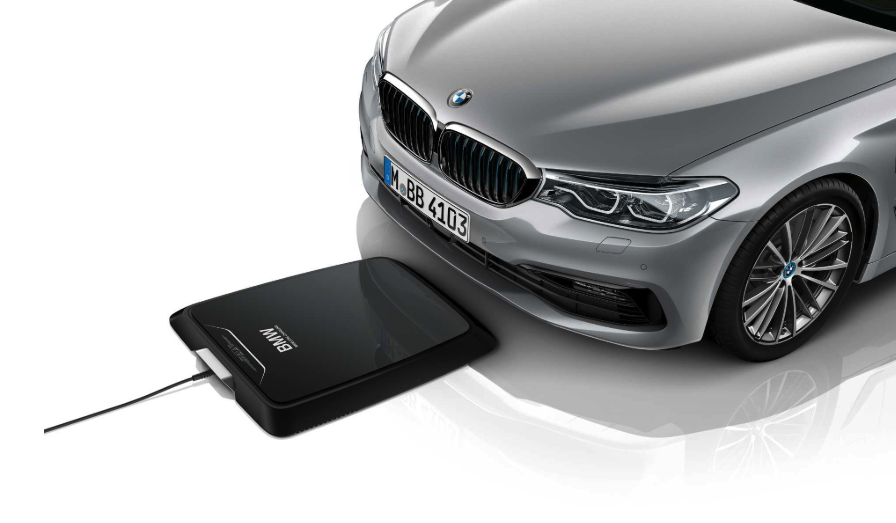 BMW i3 Wireless charging